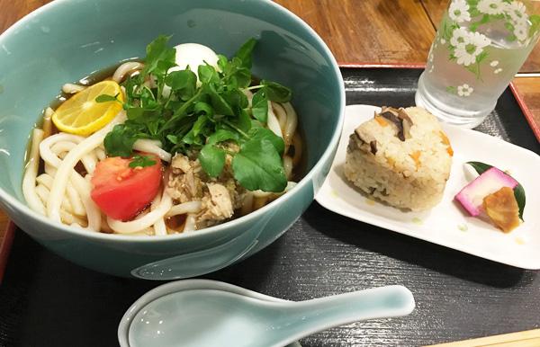 農家食堂・Cafe イチョウノキ